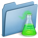 Blue-Experiment-icon