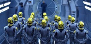 Battle school - Ender's Game